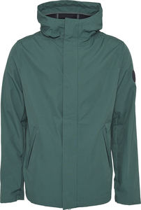 Herren Soft-Shell-Jacke recyceltes Polyester - KnowledgeCotton Apparel