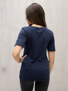 "Damen T-Shirt aus Eukalyptus Faser ""Giovanna"" - CORA happywear"