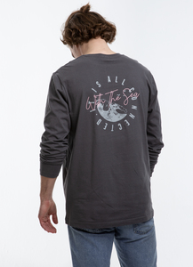 Big Sea Longsleeve - BACKPRINT - merijula