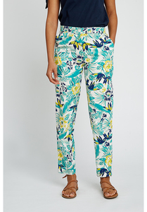 Candice Tropical Trousers - People Tree