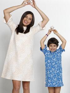 Bio-Baumwoll-Kleid Lotti - CORA happywear