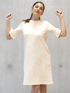 "Damen Kleid aus Bio-Baumwolle ""Lotti"" - CORA happywear"
