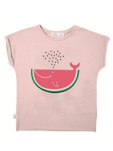 """Kinder T-Shirt aus Eukalyptus Faser """"Laura"""" mit Wassermelone - CORA happywear"""