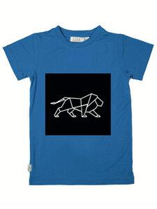 Eukalyptus T-Shirt Ben mit Löwe - CORA happywear