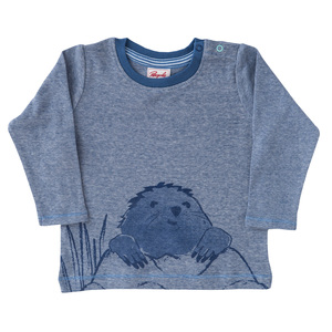 Baby Langarm-Shirt - People Wear Organic