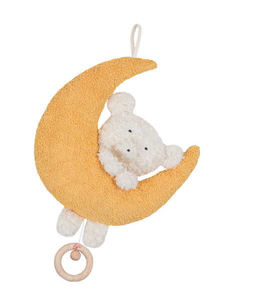 Efie Spieluhr Teddy Auf Mond