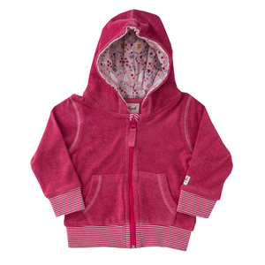 Baby Kapuzenjacke - People Wear Organic