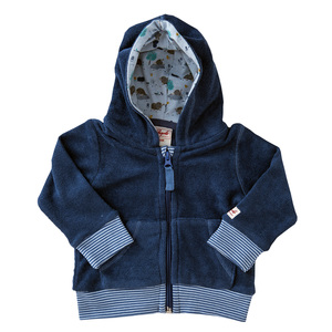 Baby Kapuzenjacke - People Wear Organic