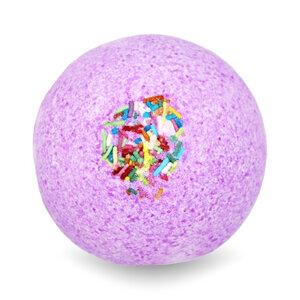 "BIG Fizzy Bath Bomb ""Pink Unicorn"" - Eve Butterfly Soaps"