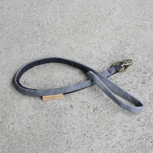Schlüsselband aus recyceltem Denim - Bridge&Tunnel