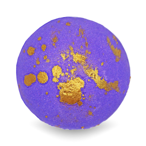 "BIG Fizzy Bath Bomb ""Bollywood"" - Eve Butterfly Soaps"