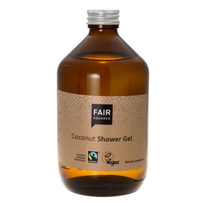 Fair Squared Shower Gel coconut 500ml - Fair Squared