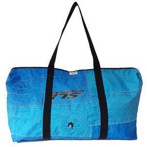 XXL Reisetasche / Sporttasche aus Kitesegel UNIKAT - Beachbreak