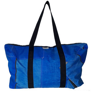 Reisetasche / Sporttasche aus Kitesegel UNIKAT - Beachbreak