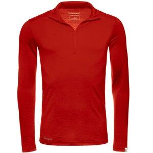 Herren Merino Zip-Neck Slimfit 200 - Kaipara - Merino Sportswear