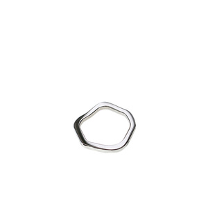 Leda Ring - Glänzend - Goldmarlen