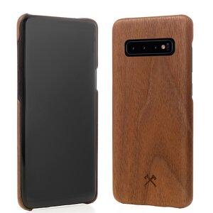 EcoCase Slim - Samsung Galaxy 10 Case Schutz Hülle aus Holz - Woodcessories