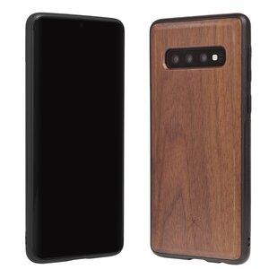 EcoBump - Samsung Case, Schutz Hülle aus Walnuss Holz  - Woodcessories
