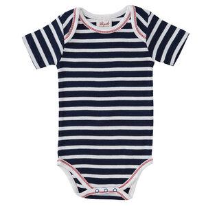 Baby Kurzarm-Body - People Wear Organic