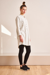 Kleid Shirt Dress - CUS