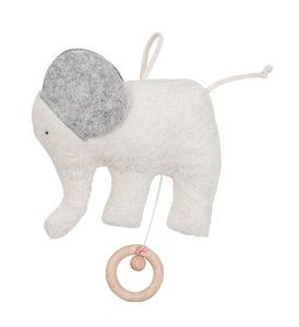 Spieluhr Elefant, kbA, 100 % Made in Germany - Efie