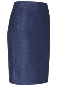 Pencil Skirt Linen - Wunderwerk