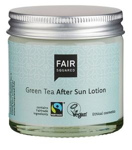 Fair Squared After Sun Lotion Green Tea - 50ml - Fair Squared