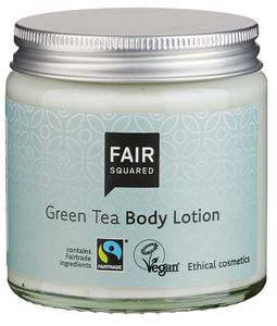 Bodylotion Green Tea 100ml - Fair Squared
