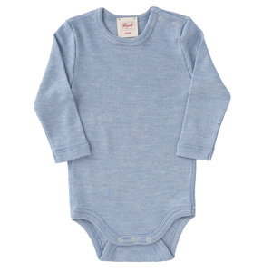 Baby Langarm-Body - People Wear Organic