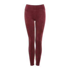 Leggings Lexie, velvet - Jaya