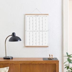 Der A2 Wandkalender 2020 mit Posterleiste - Kleinwaren / von Laufenberg
