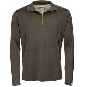 Herren Merino Zip-Neck Regularfit 200 - Kaipara - Merino Sportswear