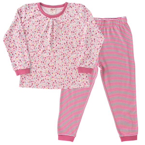 Mädchen Pyjama - People Wear Organic