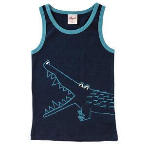 Kinder Unterhemd Krokodile - People Wear Organic