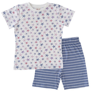 Mädchen Schlafanzug/Shorty - People Wear Organic