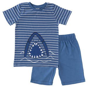 Jungen Schlafanzug/Shorty - People Wear Organic