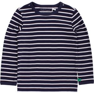 'Green Cotton' T-Shirt Streifen - Green Cotton