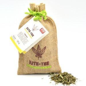 Jute-Tee Zitronenverbene - Jute-Tee