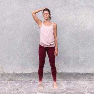 Leggings Lexie, velvet - Jaya
