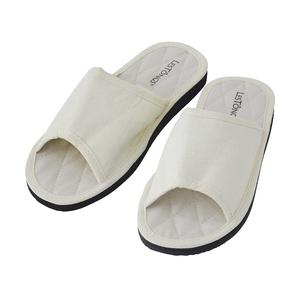 COTTON-W - gesunde Zimtlatschen - vegane Zimtsohle - Flip Flops - Les Tôngs