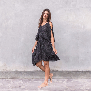 Tunika/Kleid Mila, dots - Jaya