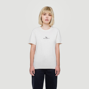 Leo Logo Shirt - Rotholz