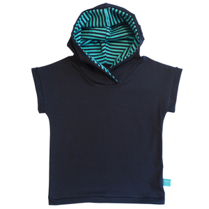 Kapu-Shirt Ringelkapuze - bingabonga®