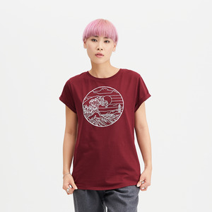 WATERKANT T-SHIRT - HAFENDIEB