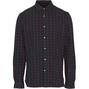 Hemd - Checked flannel shirt - GOTS/Vegan - KnowledgeCotton Apparel
