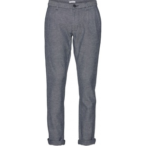 Chinohose - Chuck Twill pleated pant - GOTS/Vegan - KnowledgeCotton Apparel