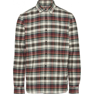 Flannelhemd - Checked flannel shirt - GOTS/Vegan - KnowledgeCotton Apparel