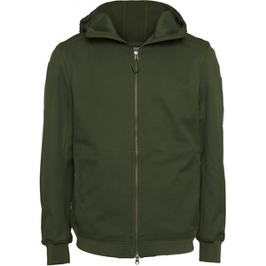 Sofshell Jacke aus recyceltem Polyester - KnowledgeCotton Apparel