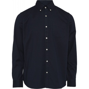Hemd - Stretched oxford shirt - GOTS/Vegan - KnowledgeCotton Apparel