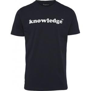 T-shirt - Knowledge printed O-Neck Tee - GOTS/Vegan - KnowledgeCotton Apparel